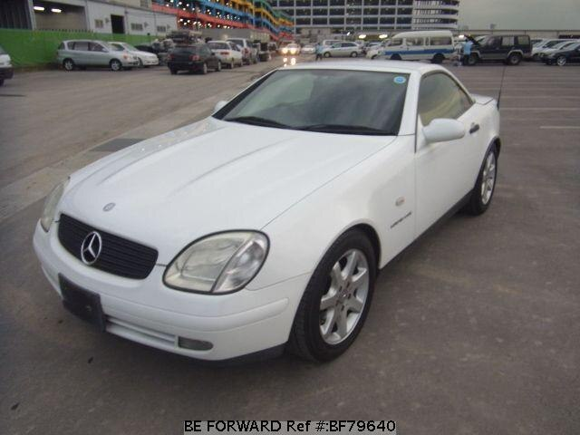 Used 2000 Mercedes Benz Slk Slk230 Kompressor Gf 170447 For Sale