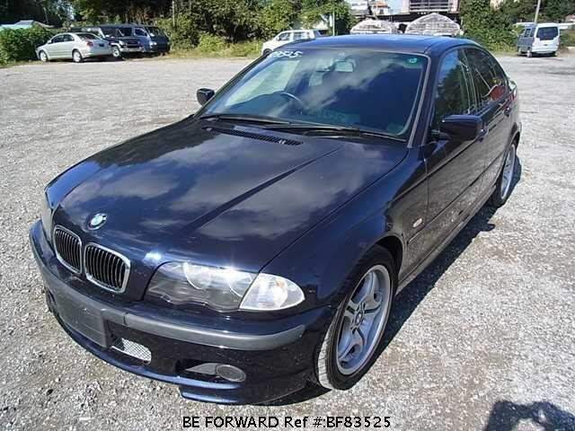 Used 2001 BMW 3 SERIES 320I M SPORTSGHAV22 for Sale BF83525  BE