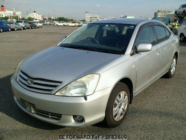used 2003 toyota allion a20 ta azt240 for sale bf83609 be forward rh beforward jp Owner's Manual User Manual PDF