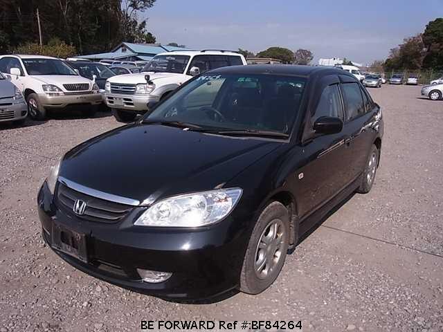 2004 Honda Civic Ferio
