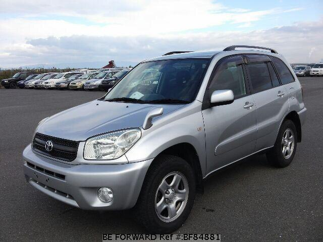 used 2004 toyota rav4 x limited cba aca21w for sale bf84881 be forward. Black Bedroom Furniture Sets. Home Design Ideas