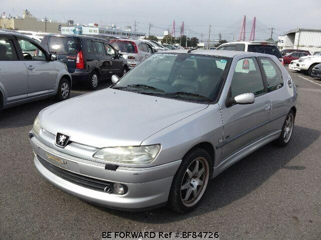 Used 1999 PEUGEOT 306 S16/E-N5S16 for Sale BF84726 - BE FORWARD