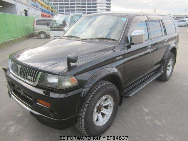 Used 1997 MITSUBISHI CHALLENGER GDI X/E-K99W for Sale