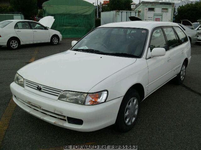 Used 1997 Toyota Corolla Touring Wagon L Touring E Ae100g For Sale