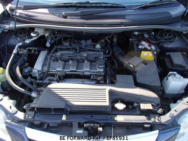 Used MAZDA PREMACY GGFCPW For Sale BF BE FORWARD - Mazda premacy problems