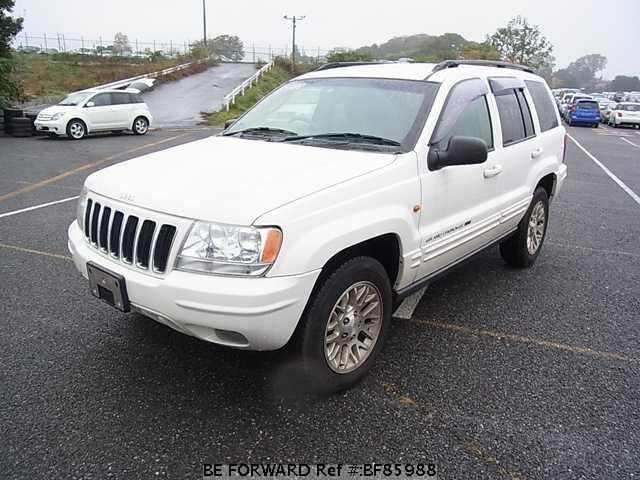 used 2003 jeep grand cherokee gh wj40 for sale bf85988 be forward. Black Bedroom Furniture Sets. Home Design Ideas
