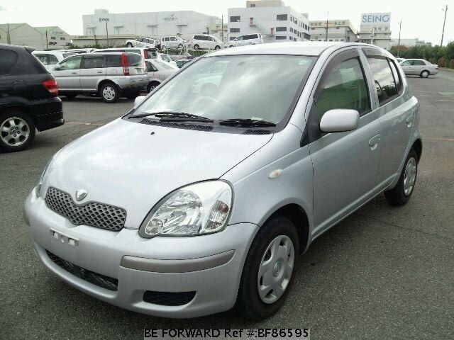Used 2004 TOYOTA VITZ FL PACKAGE NEO EDITIONCBASCP10 for Sale