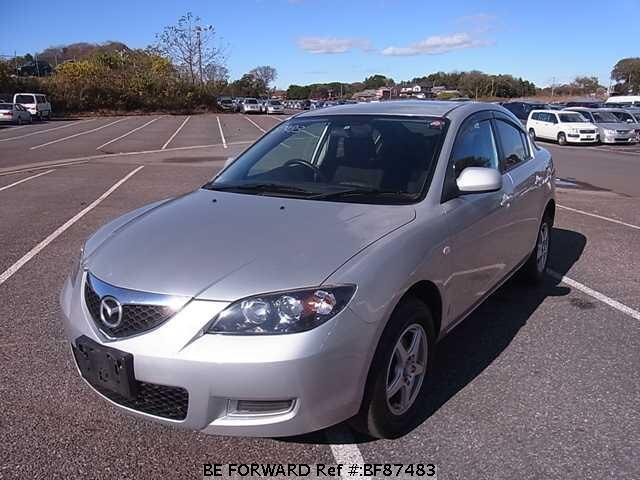 Used 2006 Mazda Axela Bf87483 For