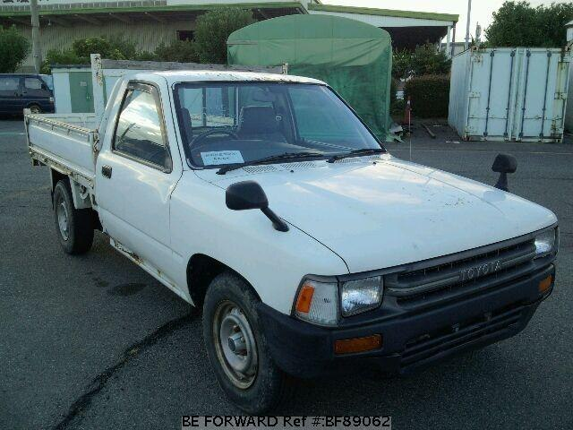 Used 1990 TOYOTA HILUX TRUCK/S-LN85 for Sale BF89062 - BE