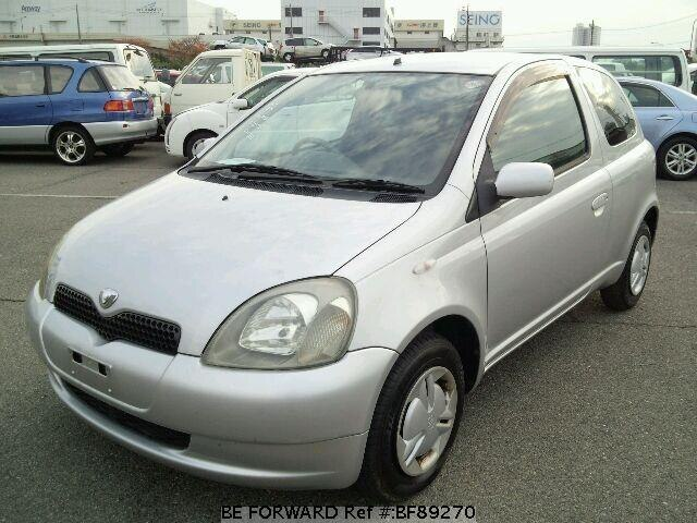 Used 2000 TOYOTA VITZ F D PACKAGEGHSCP10 for Sale BF89270  BE