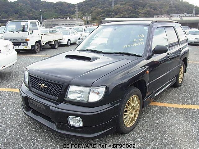 Used 1999 Subaru Forester S Turbo Type A Gf Sf5 For Sale Bf90002 Be Forward