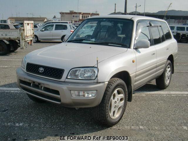 01359e065446ca Used 1998 TOYOTA RAV4 E-SXA16G for Sale BF90033 - BE FORWARD