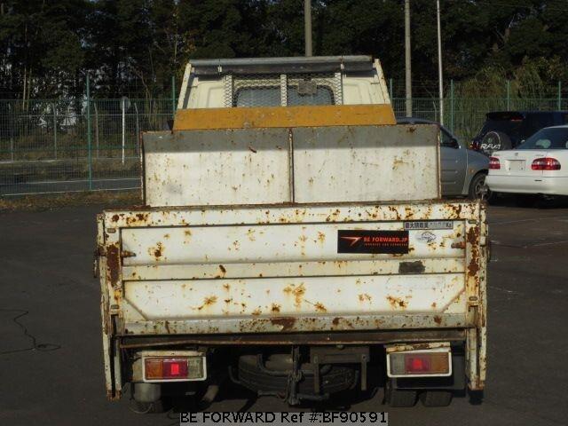 Used 1984 MAZDA BONGO BRAWNY TRUCK POWER GATE/N-SD29T for ...