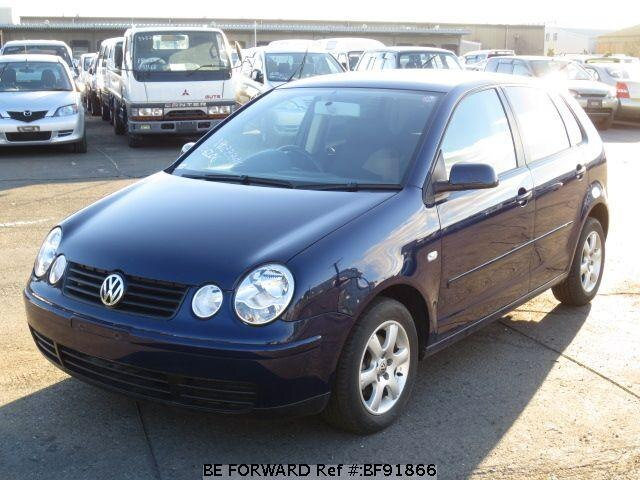 used 2004 volkswagen polo gh 9nbby for sale bf91866 be forward. Black Bedroom Furniture Sets. Home Design Ideas