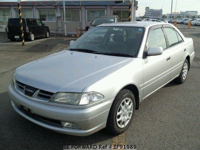 Used 2001 Toyota Carina Ti Myroad Gf At212 For Sale Bf91989 Be Forward