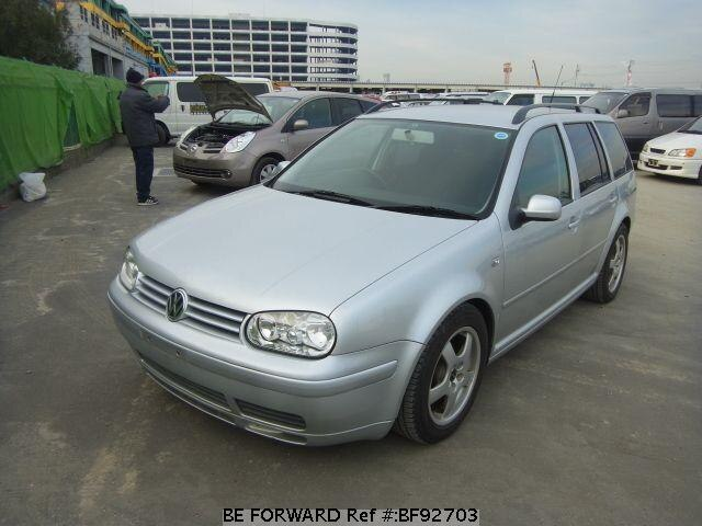 Used 2000 Volkswagen Golf Wagon E Gf 1jaeh For Sale Bf92703 Be Forward