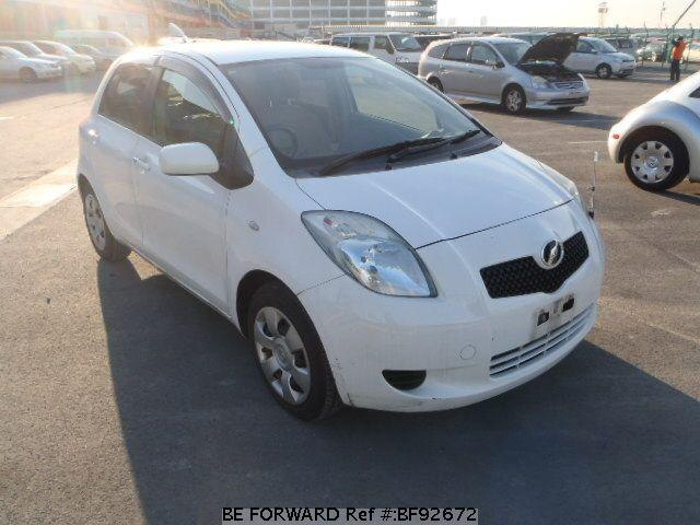 Used 2006 TOYOTA VITZ X/DBA-NCP91 for Sale BF92672 - BE FORWARD