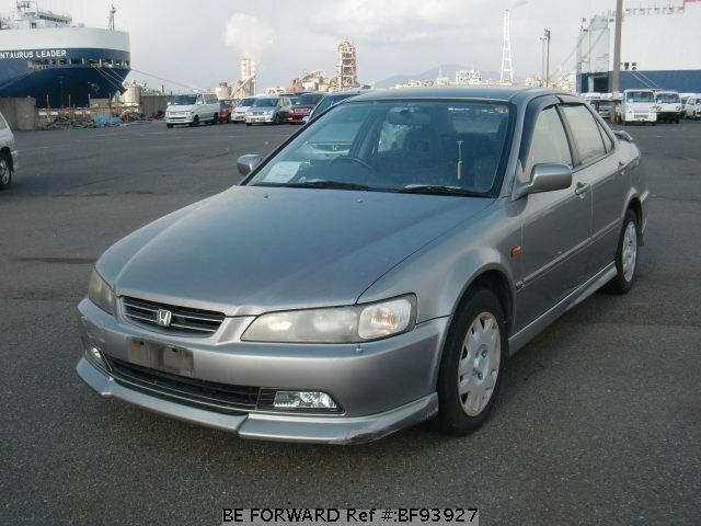 1998 Honda Accord For Sale >> Used 1998 Honda Accord Sir E Cf4 For Sale Bf93927 Be Forward