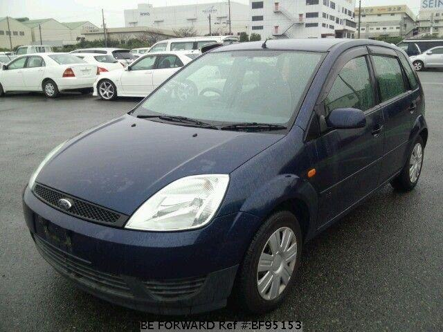 used 2004 ford fiesta glx gh wf0fyj for sale bf95153 be forward. Black Bedroom Furniture Sets. Home Design Ideas