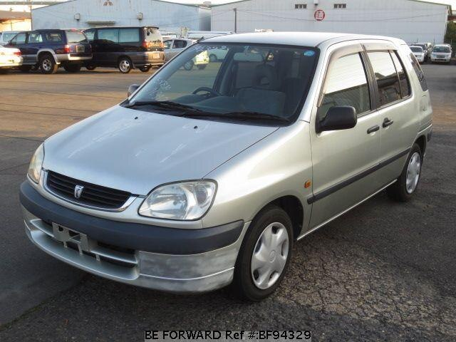 used 1999 toyota raum gf exz10 for sale bf94329 be forward rh beforward jp Toyota Raum 1999 Inside 2014 Toyota Raum