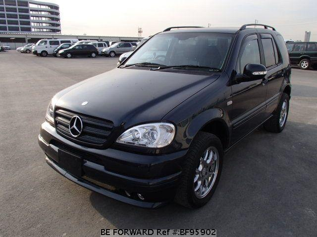 Used 2001 mercedes benz m class ml320 gf 163154 for sale for 2001 mercedes benz m class