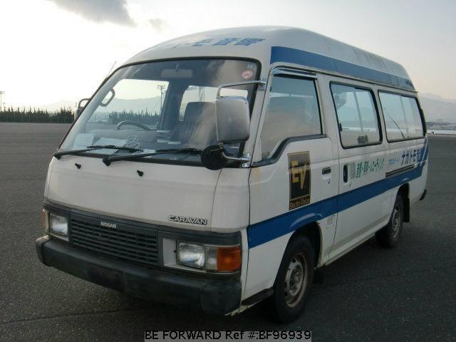 Used 1990 Nissan Caravan Van T Ftge24 For Sale Bf96939 Be Forward