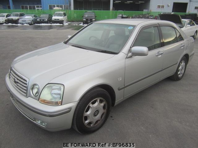 used 2001 toyota progres nc300 ta jcg11 for sale bf96835 be forward rh sp beforward jp 2007 Toyota Progres Toyota Progress Nc250