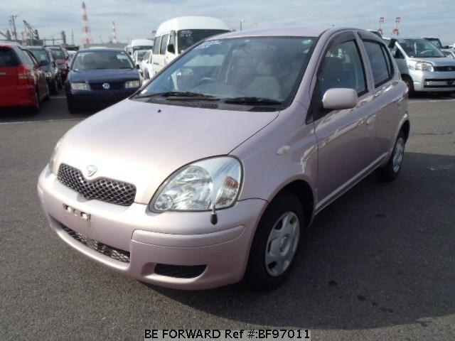 Used 2003 TOYOTA VITZUASCP10 for Sale BF97011  BE FORWARD