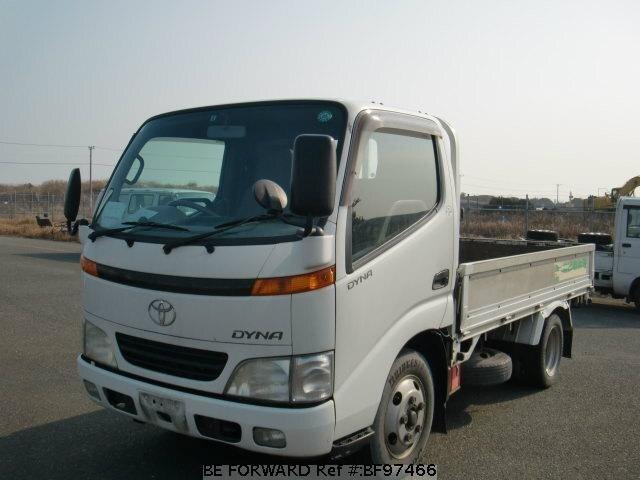 Used 2001 Toyota Dyna Truck Kk Xzu307 For Sale Bf97466
