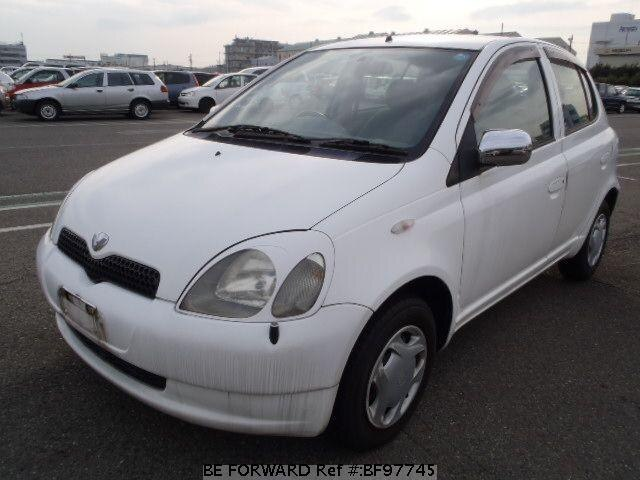 Used 1999 TOYOTA VITZ UGHSCP10 for Sale BF97745  BE FORWARD