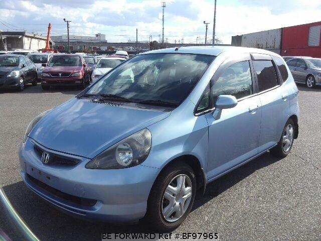 Used 2001 Honda Fit W La Gd1 For Sale Bf97965 Be Forward