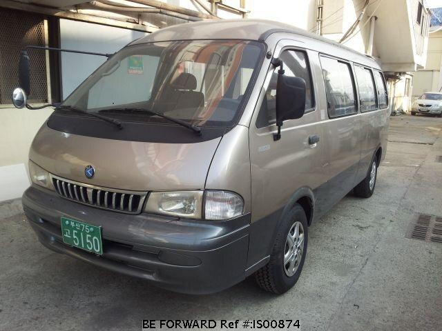 2002 kia pregio trf22c usados en venta is00874 be forward for Sillas para kia pregio