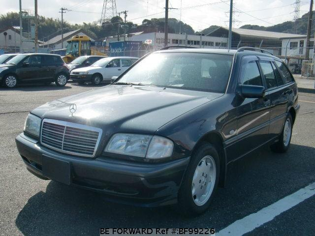 Used 1999 mercedes benz c class c200 station wagon gf for Used mercedes benz station wagon