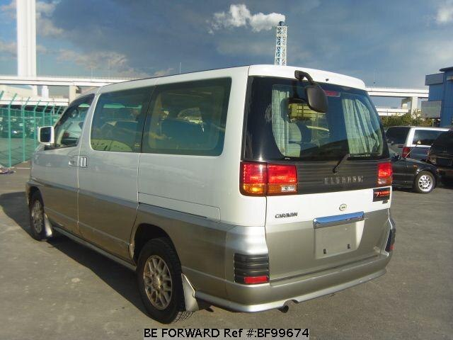 Used 1999 NISSAN ELGRAND X/E-ALE50 for Sale BF99674 - BE FORWARD