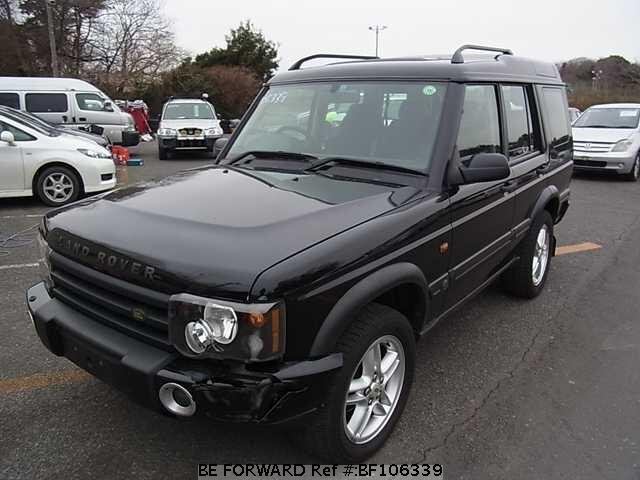 used 2004 land rover discovery gh lt94a for sale bf106339 be forward. Black Bedroom Furniture Sets. Home Design Ideas