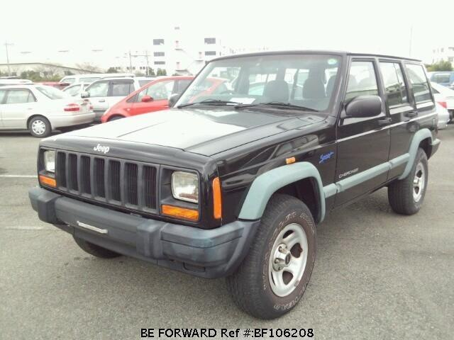 Used 1999 JEEP CHEROKEE/E-7MX for Sale BF106208 - BE FORWARD