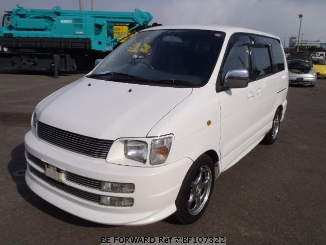 Used 1998 TOYOTA TOWNACE NOAH BF107322 for Sale