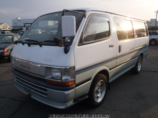 6a4e11ced63832 Used 1993 TOYOTA HIACE VAN SUPER GL U-LH113V for Sale BF101407 - BE ...