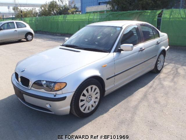 Used 2002 Bmw 3 Series 318i Gh Ay20 For Sale Bf101969 Be Forward