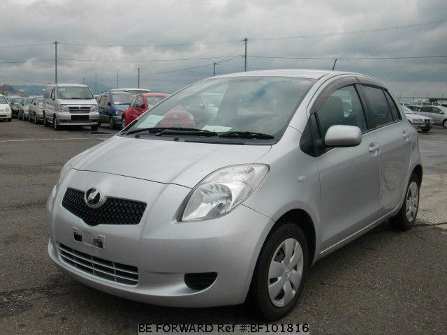 Used 2005 TOYOTA VITZ FDBASCP90 for Sale BF101816  BE FORWARD