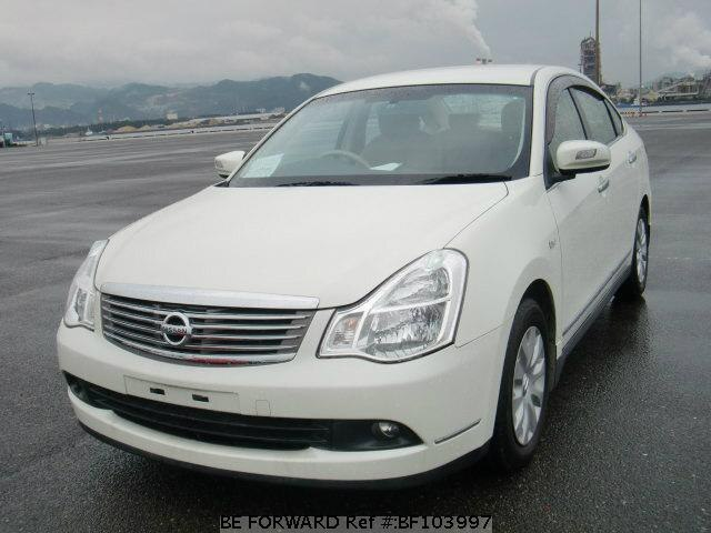 Used 2006 NISSAN BLUEBIRD SYLPHY 20S DBA KG11 For Sale