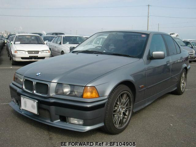 Used 1994 BMW 3 SERIES 325I/E-CB25 for Sale BF104908 - BE FORWARD