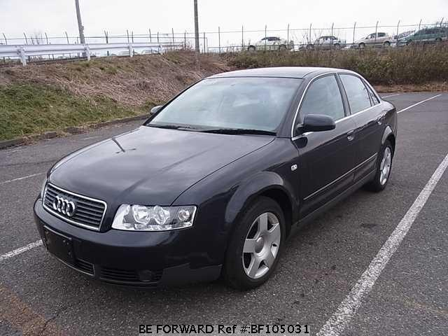 Used 2003 Audi A4 Turbo Quattro Gh 8eambf For Sale Bf105031 Be Forward