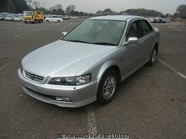 1998 Honda Accord For Sale >> Used 1998 Honda Accord Vts E Cf5 For Sale Bf110107 Be Forward