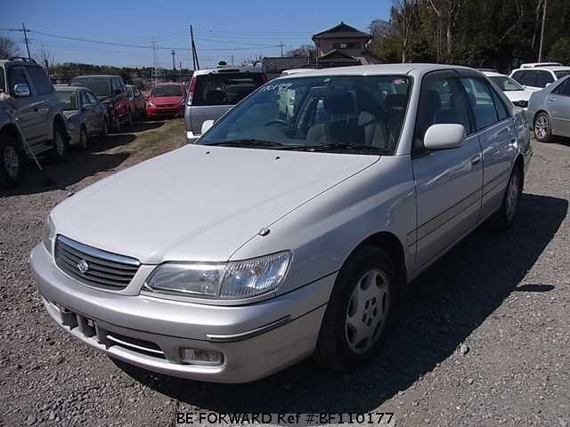 Used 2000 TOYOTA CORONA PREMIO BF110177 for Sale
