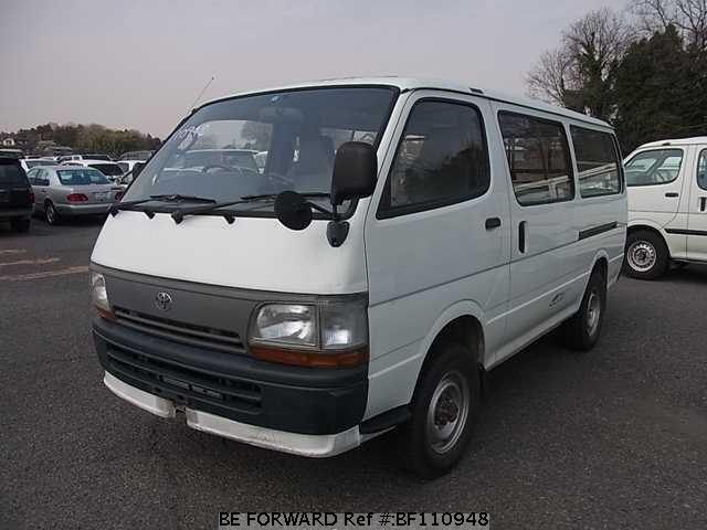 Used 1995 TOYOTA HIACE VAN DX U-LH119V for Sale BF110948 - BE FORWARD 3fbff1579d7