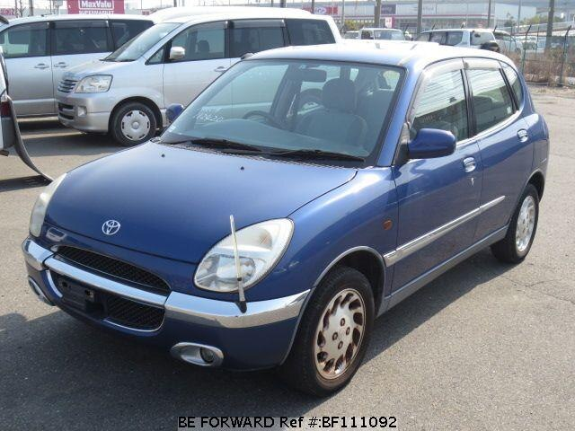 Used 2001 Toyota Duet V Ta M100a For Sale Bf111092 Be