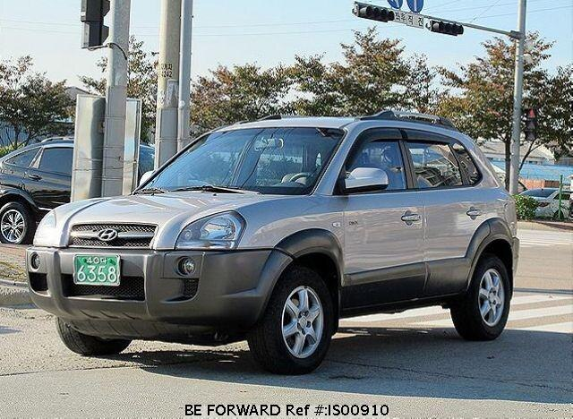 used 2004 hyundai tucson for sale is00910 be forward. Black Bedroom Furniture Sets. Home Design Ideas