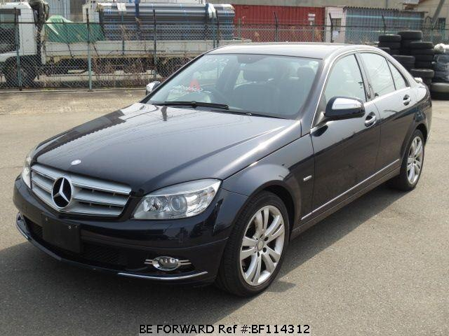 used 2008 mercedes benz c class c200 kompressor avantgarde dba 204041 for sale bf114312 be forward. Black Bedroom Furniture Sets. Home Design Ideas