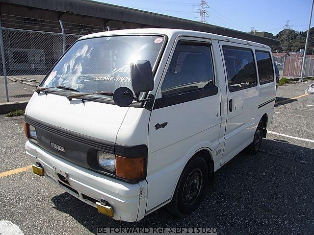 Used 1995 MAZDA BONGO VAN/KB-SS28V for Sale BF115020 - BE FORWARD